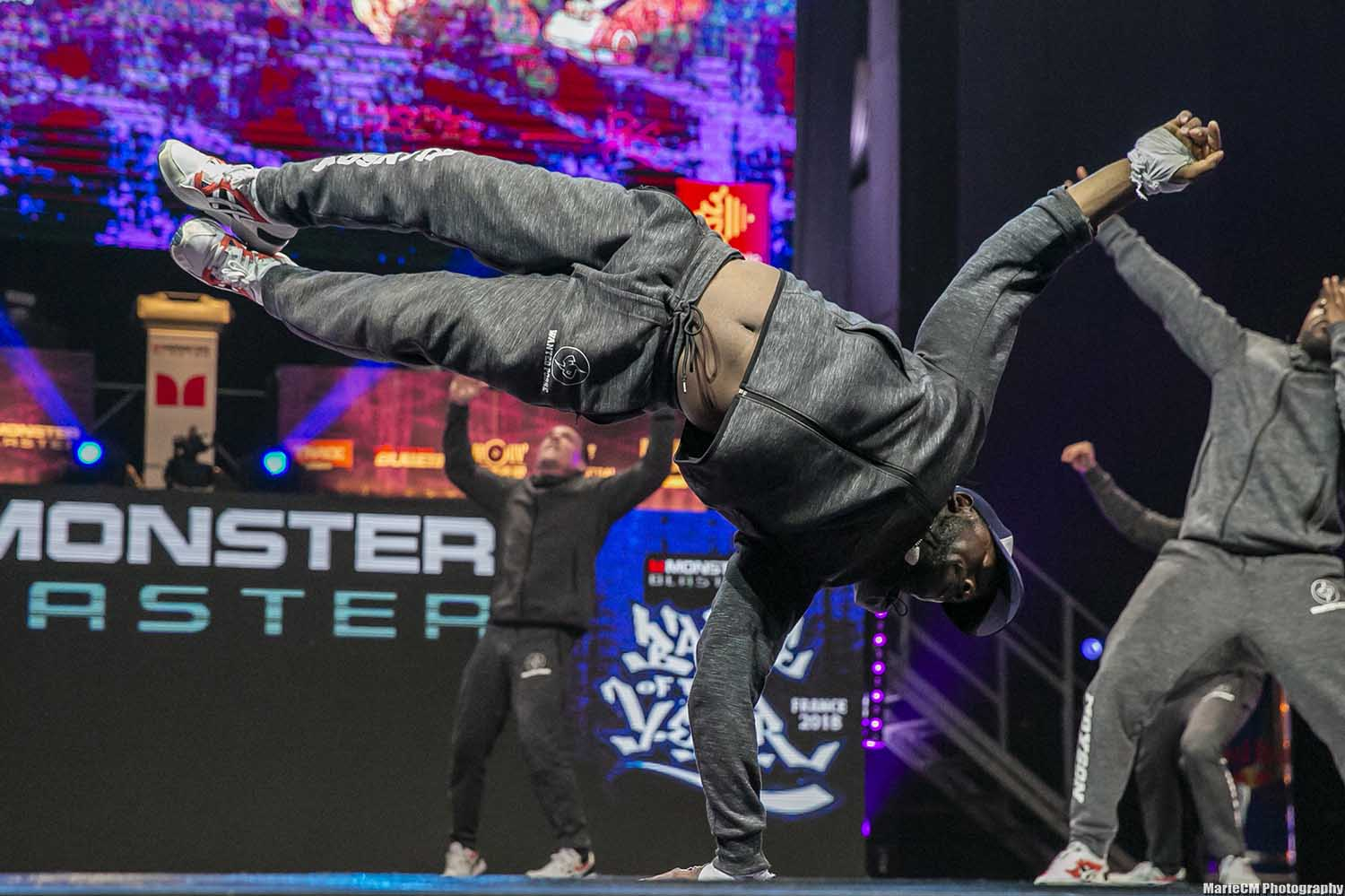 Battle Of The Year 2018 – Crew Wanted Posse