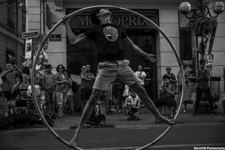 Festival d'Avignon 2018 – Cie Circus P.S