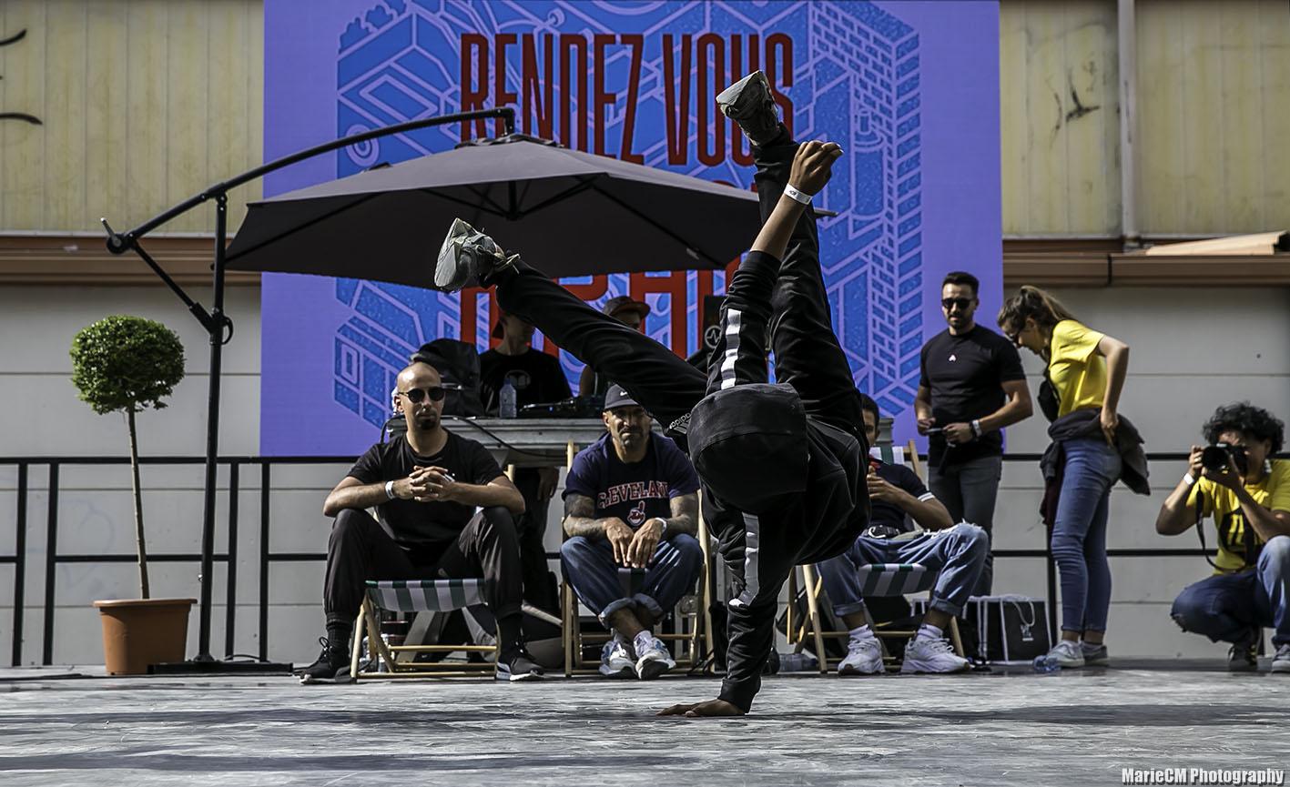 Rendez-vous Hip-Hop à Nîmes 2018 – Battle kids