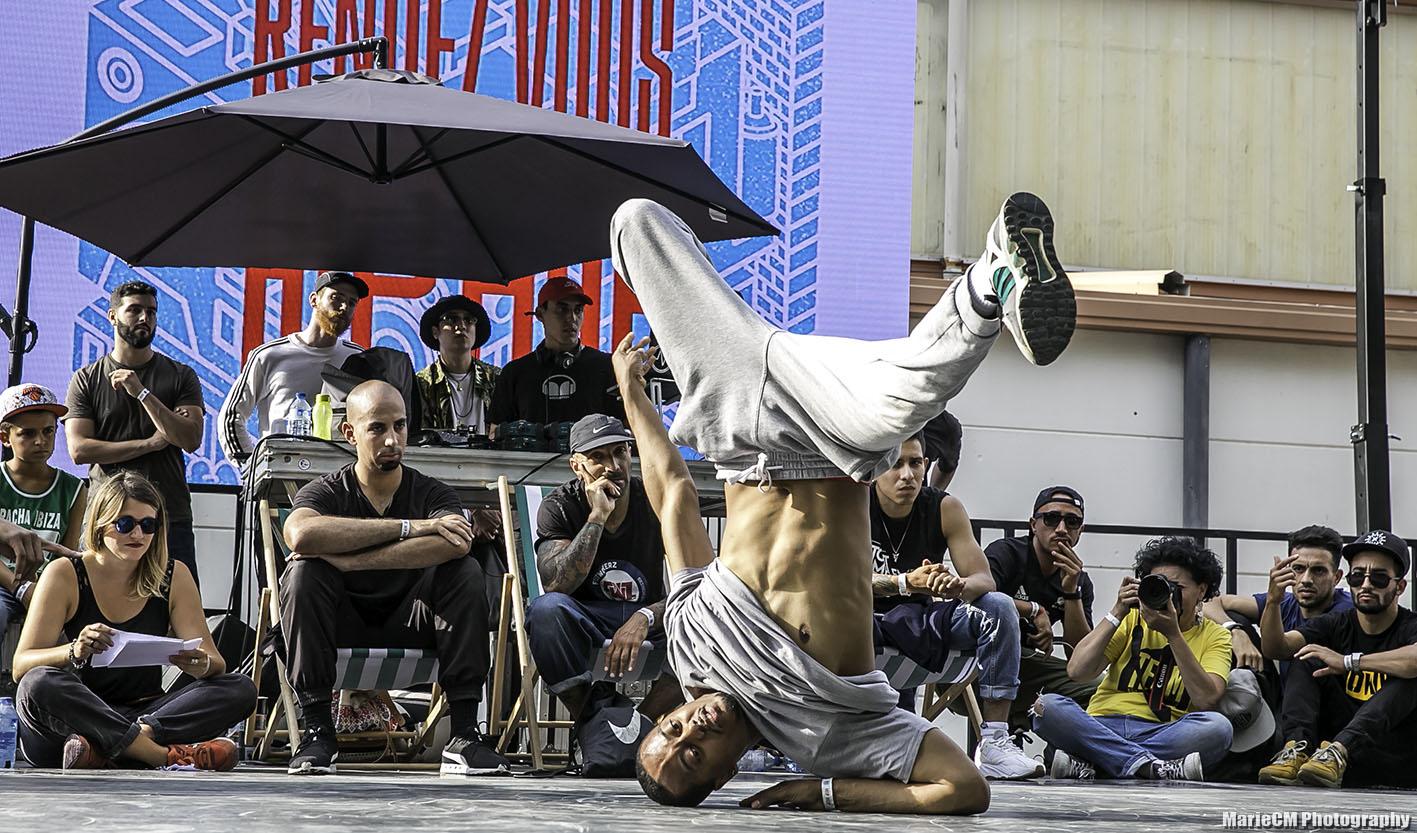 Rendez-vous Hip-Hop 2018 à Nîmes – Battle 1vs1 Adulte