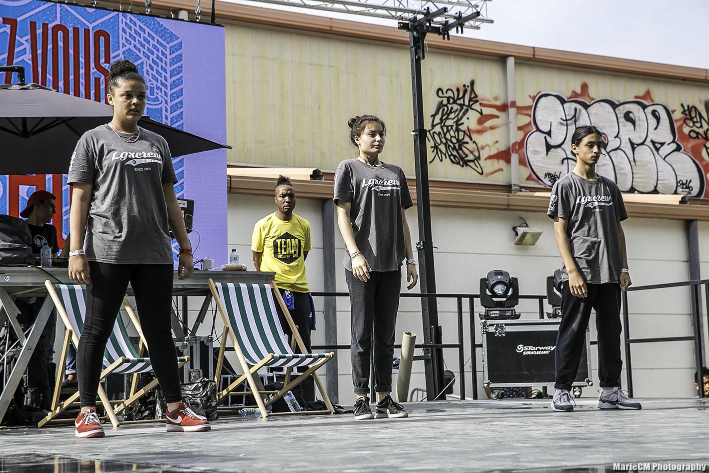 Rendez-vous hip-Hop à Nîmes 2018 – Crew Independance